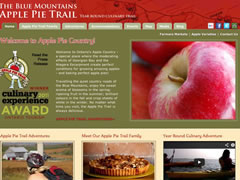 Blue Mountains Apple Pie Trail