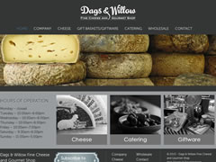 Dags & Willow Fine Cheese & Gourmet Shop