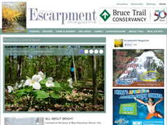 Escarpment Magazine