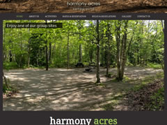 Harmony Acres Campground